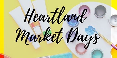 Vendors wanted for the Heartland Market Days and Farmer's Market! tickets