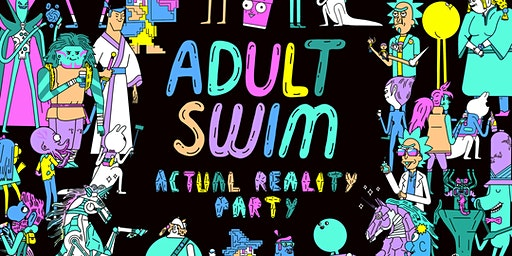 Adult Swim Actual Reality Party @ PAX East