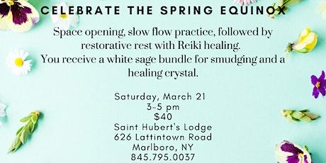 Spring Equinox Yoga tickets