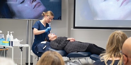 Injectables & Skincare Open Evening tickets