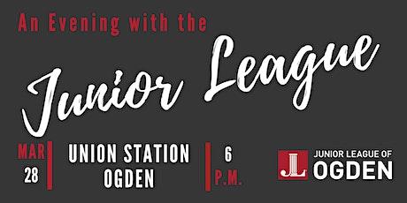 An Evening with The Junior League of Ogden tickets