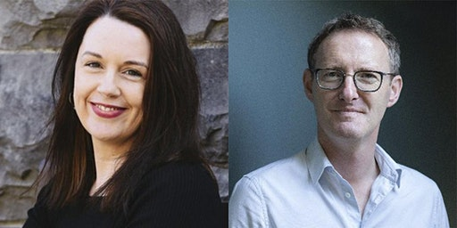 Niamh Boyce in conversation with Neil Hegarty