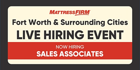 Fort Worth & Surrounding Cities - On-the-Spot Interviews tickets