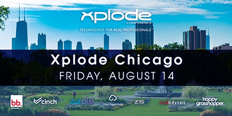 Xplode Conference Chicago 2020 tickets