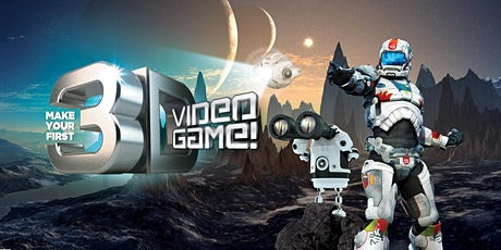 Make Your First 3D Video Game! tickets