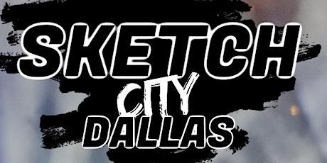 Sketch City Dallas tickets