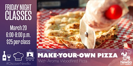 Friday Class: Make Your Own Wood-Fired Pizza tickets