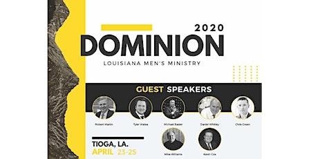 LA Men's Conference - Dominion 2020 tickets