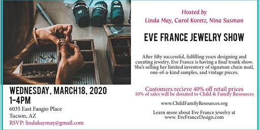Eve France Jewelry Show