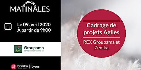 Cadrage de projets Agiles : REX Groupama/Zenika tickets