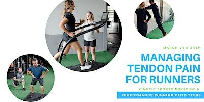 Managing Tendon Pain for Runners