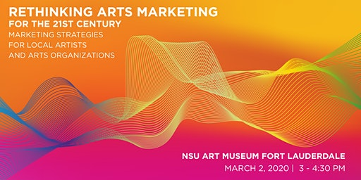 Rethinking Arts Marketing for the 21st Century
