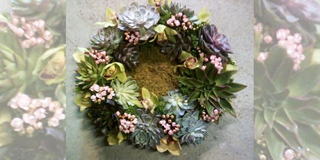 FRESH FLORAL TABLE WREATH tickets