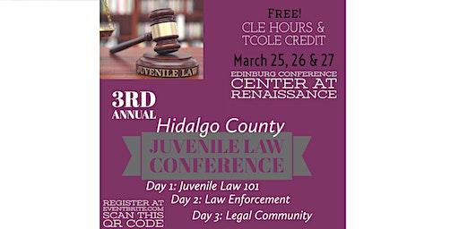 2020 Hidalgo County Juvenile Law Conference