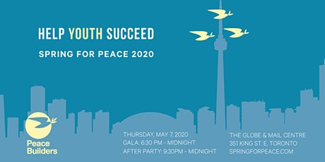 Spring For Peace 2020 tickets