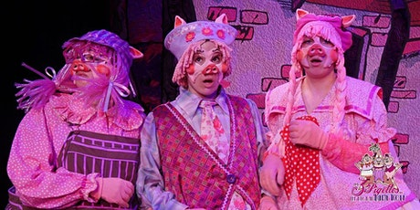 The Three Pigettes and the Big Bad Lady Wolf tickets