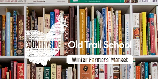 Cookbook Swap at Countryside Old Trail School Winter Farmers' Market