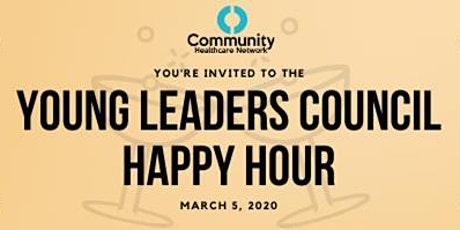 Community Healthcare Network's Young Leaders Council Informational tickets