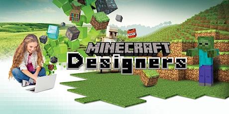 Minecraft® Designers tickets