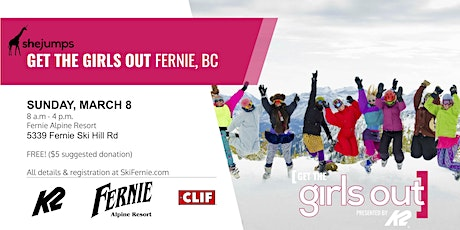 BC Get the Girls Out! Fernie 2020 tickets