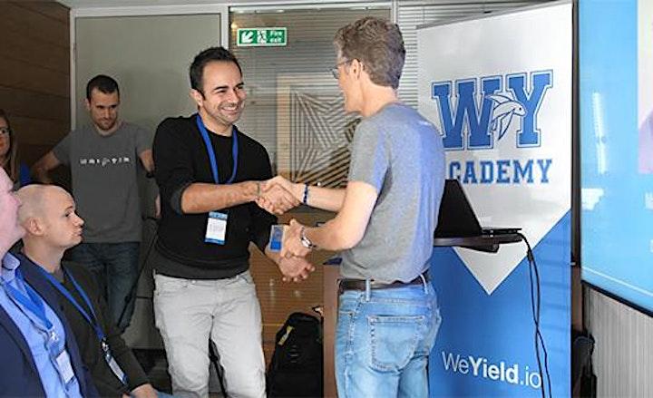 WeYield Academy London 2020 image