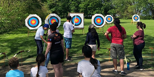 "North Side Archery Club: Free February ""Try Archery"" Session (2/29)"
