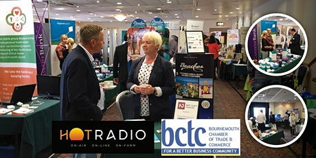 Find Us On Web Bournemouth Business Trade Show - 18th June - TBC tickets