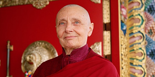 An Evening with Jetsunma Tenzin Palmo — Training the Mind: Transforming Adversity into the Path of Awakening