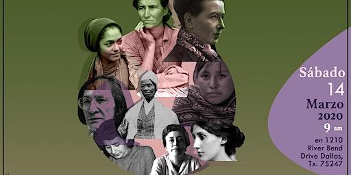 Taller de Enriquecimiento para la Mujer Migrante