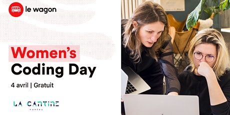 [Webinar] Women's Coding Day  tickets