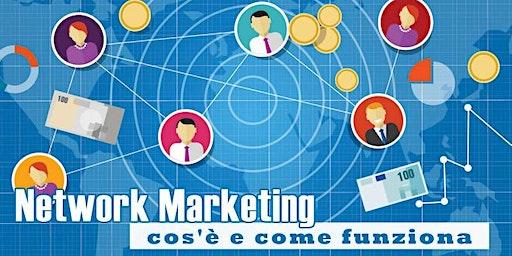 Riunione sul Network Marketing a Casoria (NA).