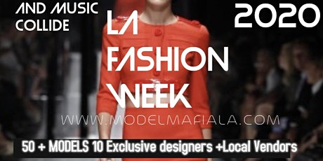 Fashion Week  Tour : Los Angeles Fashion week  billets
