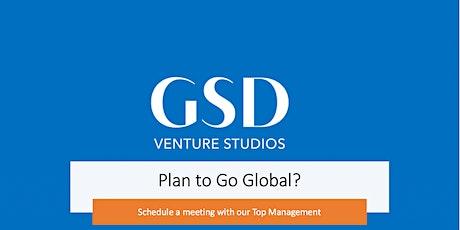 Meeting slots with GSD on March 02 at Skolkovo Technopark billets