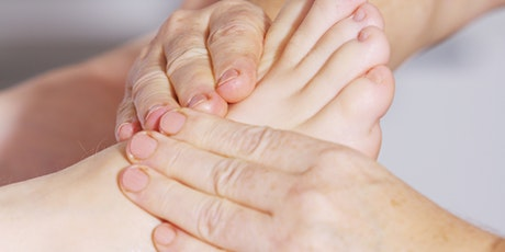 Reflexology Techniques with Julie Lykiert tickets