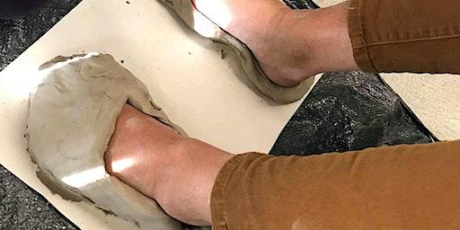 Feet In Clay