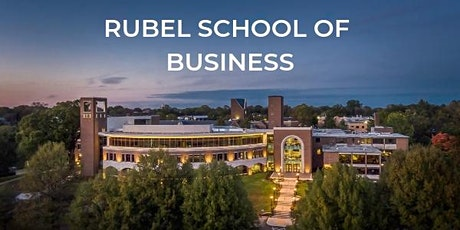 Rubel School of Business Executive Speaker Series tickets