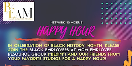 JHRTS-NY Presents: Black History Month Industry Mixer tickets