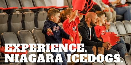 Brock Alumni Experience Niagara Ice Dogs tickets