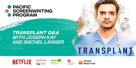 Transplant Q&A with Joseph Kay and Rachel Langer tickets