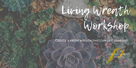 Living Wreath Workshop tickets