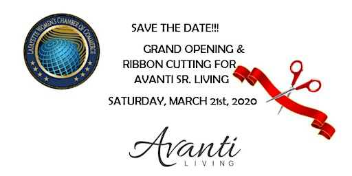 Grand Opening and Ribbon Cutting Event for Avanti Senior Living