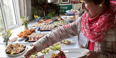 Burren Slow Food Festival - Seafood Buffet on Inis Oírr 2020