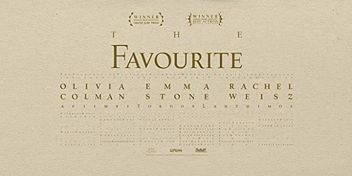 The Favourite (BBFC Rated 15)