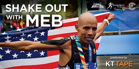 Shakeout Run with Meb Presented by KT Tape tickets