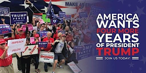Trump Victory Jackson County, NC Phonebank