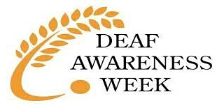 Deaf Awareness Week/ Silent Gala