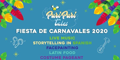 Puri Puri Tales Fiesta de Carnavales (Family Spanish Carnival Party) tickets