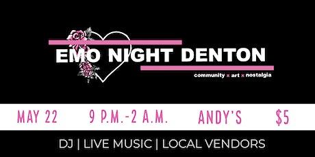 Emo Night Denton @ Andy's Bar (Venue) tickets
