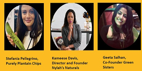 International  Women's Day Entrepreneur Panel tickets