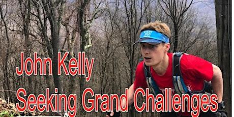 John Kelly - Seeking Grand Challenges tickets
